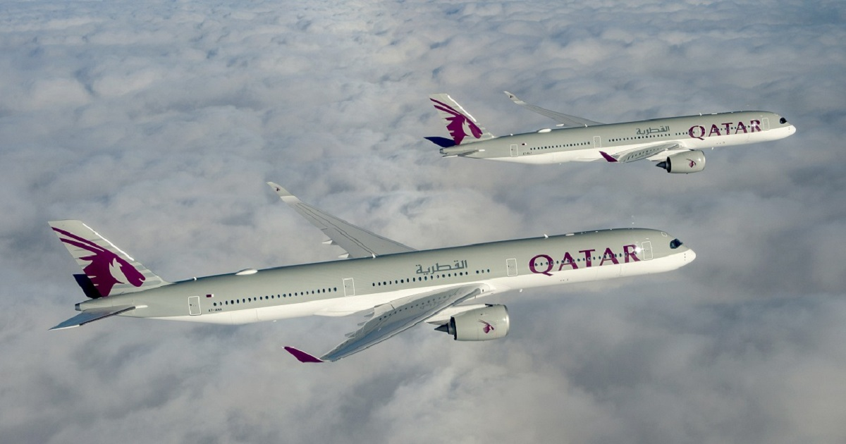 First Qatar A350-1000 delivery slips to 2018