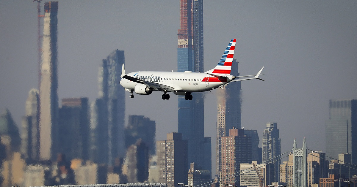 American Airlines Sticks By Boeing 737 MAX Commitment