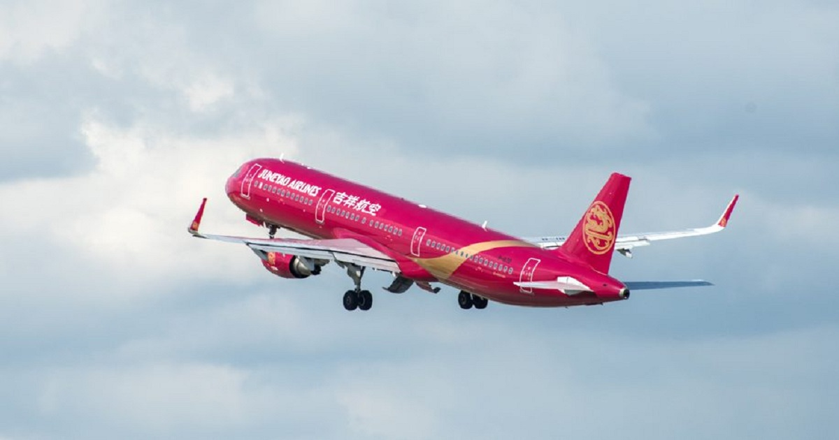 Juneyao Airlines plans London debut in July