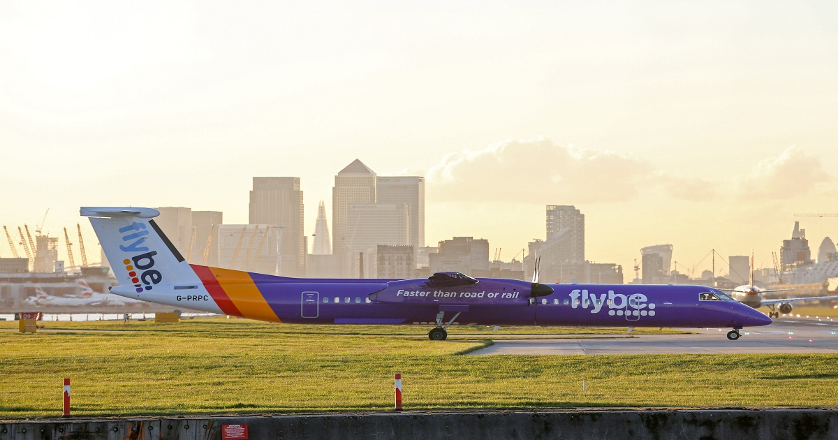 Cost of developing Flybe routes pushes Stobart Aviation to loss