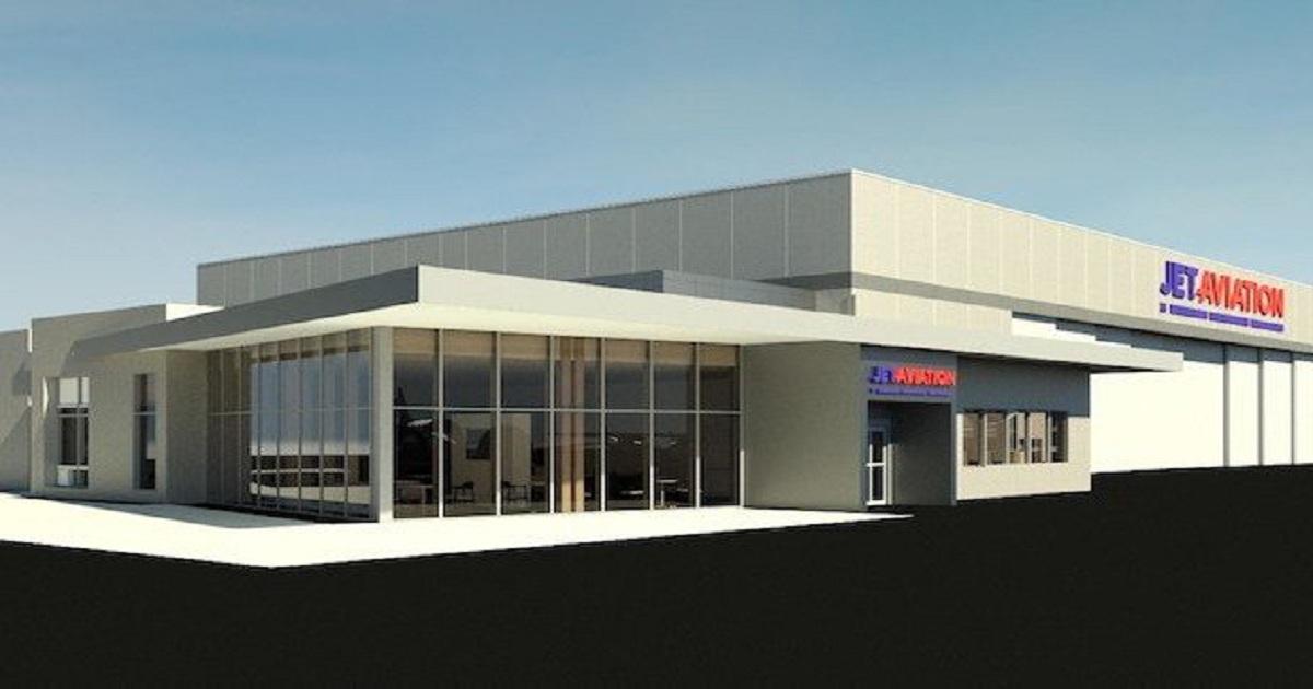 NJ-Based Jet Aviation to Develop FBO and Tenant Hanger in Arizona