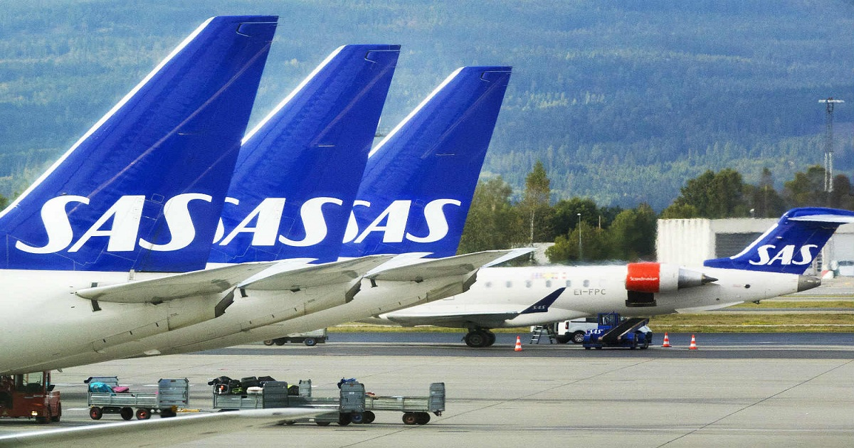 Norway To Sell Remaining SAS Shares