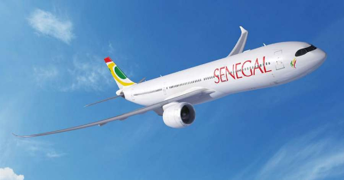 PICTURES: Air Senegal A330neo pays visit to future home
