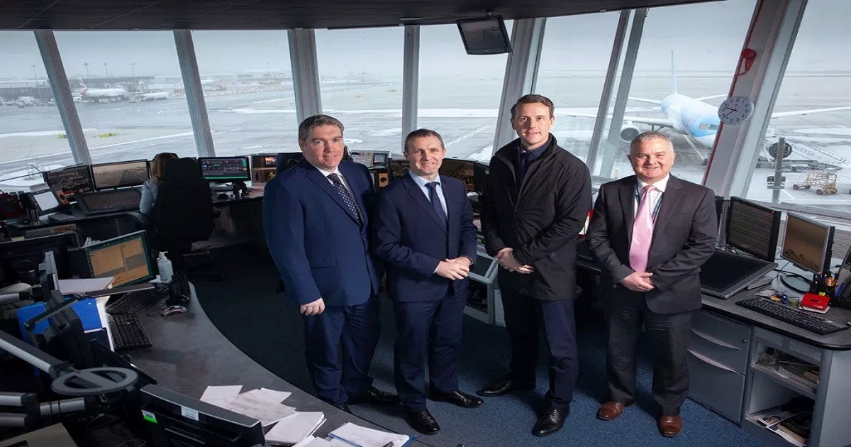 Glasgow Airport installs new radar to pave way for new wind farm