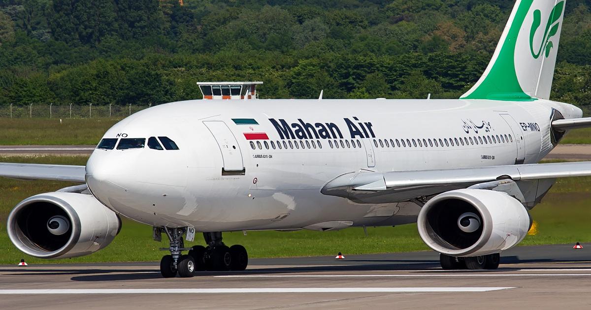 Iran aviation agency refutes claims alleging Berlin plans to ban Mahan Air