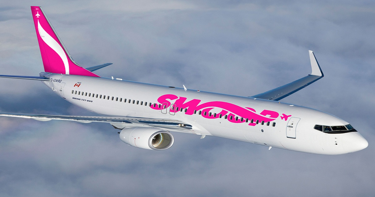 Turbulent U.S. Debut of Canadian Ultra Low-cost Airline Swoop Re-set to Oct. 27