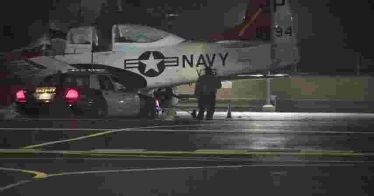 1 killed in two-plane collision at California airport