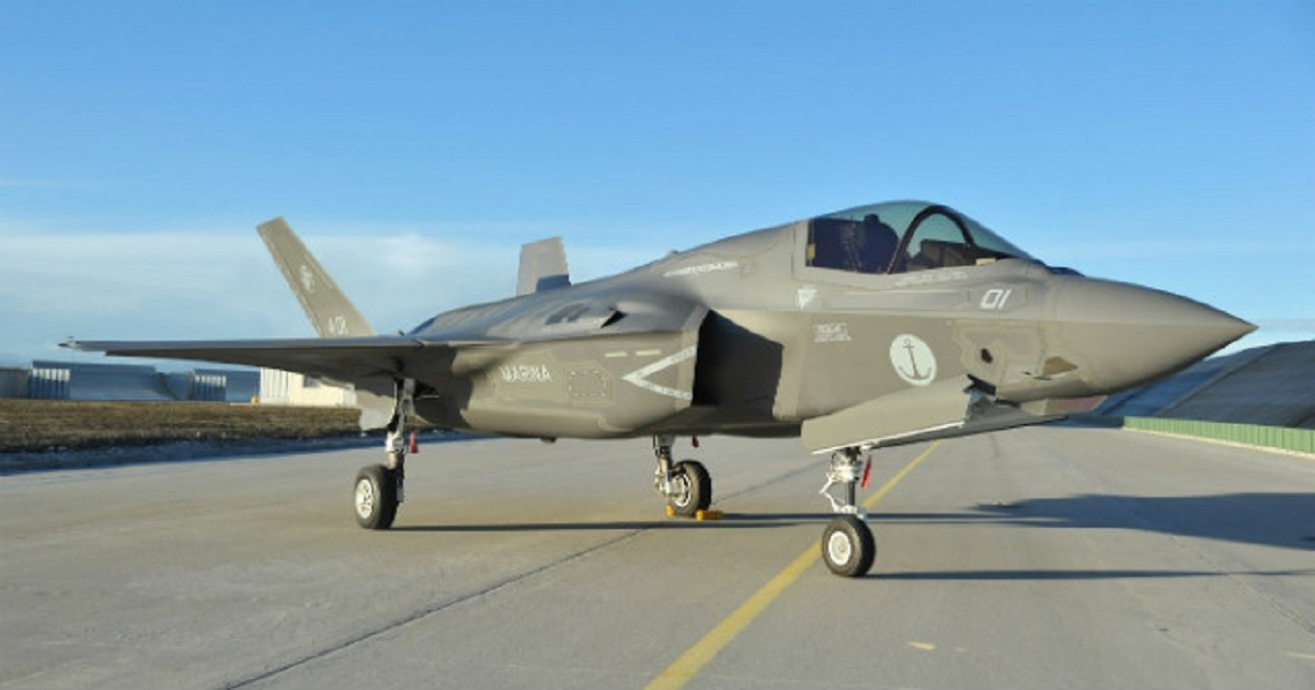 DOD opposes removing Turkey from F-35 programme, citing supply chain disruption