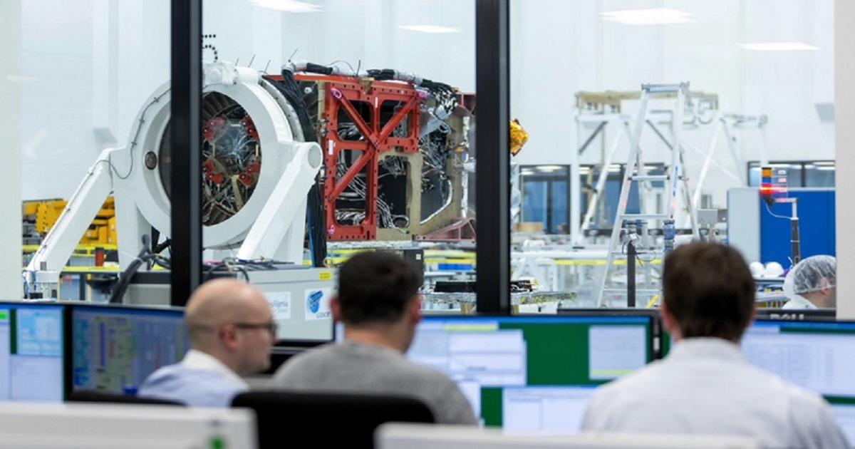 Airbus builds cleanroom for aerospace projects in Germany