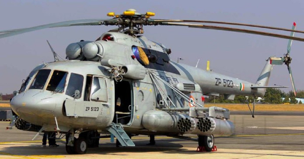 Helicopter expansion outgrowing fighter planes' indicates Indian Military Aviation reorienting
