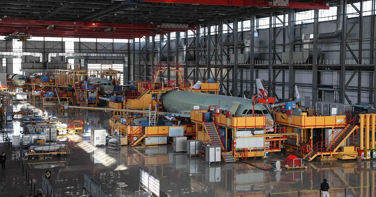 Airbus signs new deal with AVIC