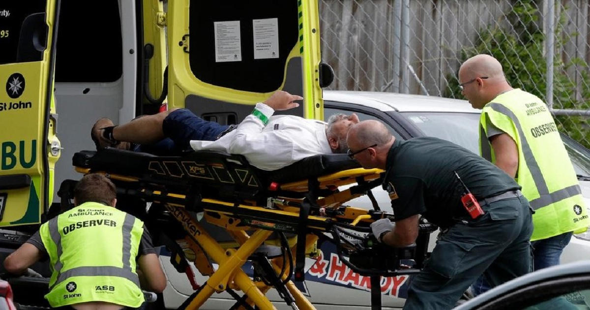 Flights canceled after 49 killed in NZ mosque shootings