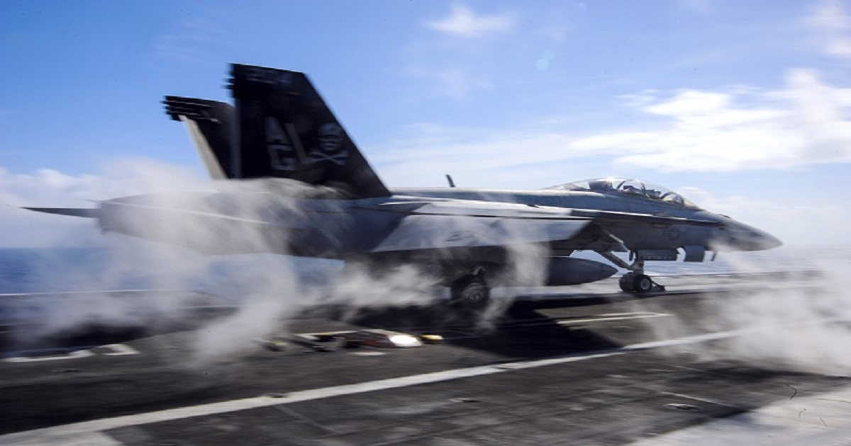 US Navy plans to modify 45 more Super Hornets