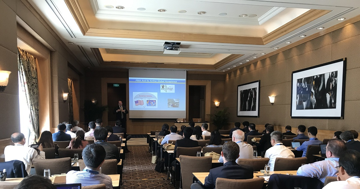 TurbineAero, Inc. and Jet Parts Engineering co-hosted Customer Symposium