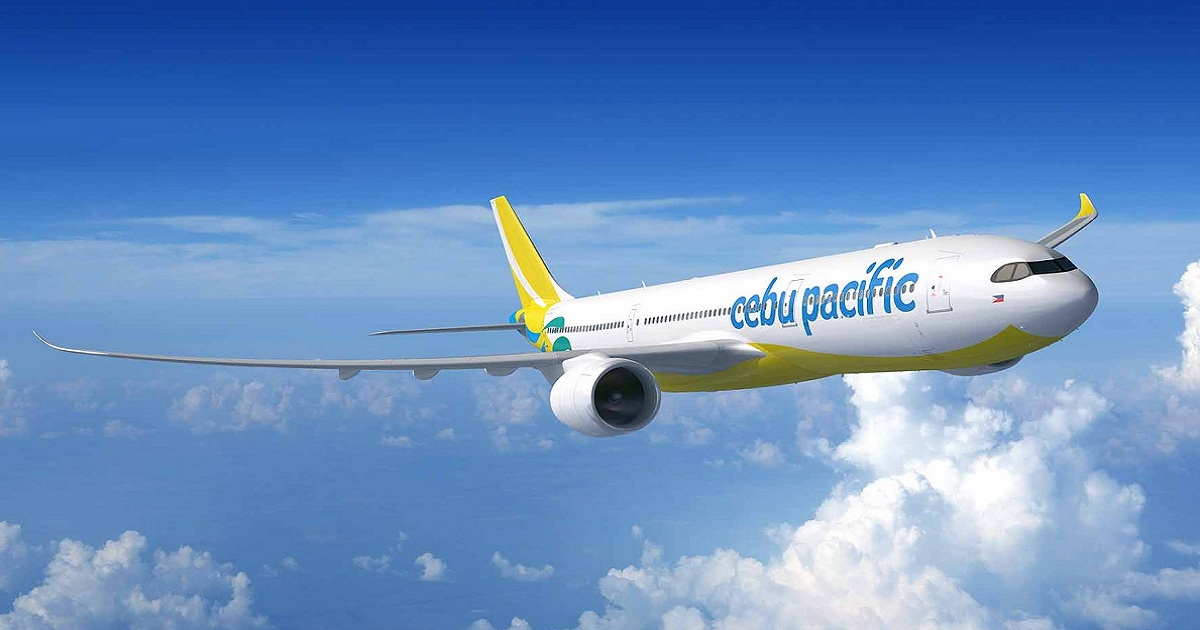 Cebu Pacific Signs Firm Order For 16 Airbus A330neos