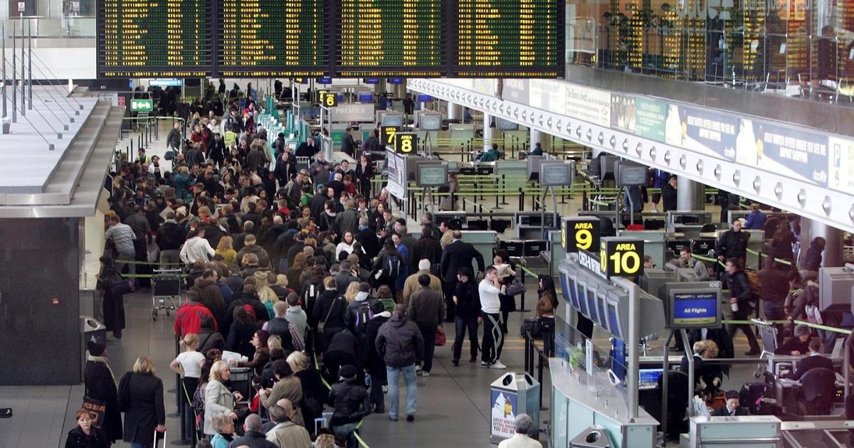 Dublin Airport handled 31.5 million passengers in 2018