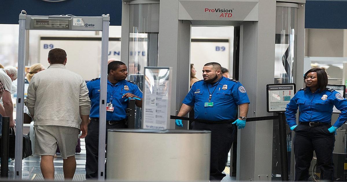 A Passenger Got a Gun On Board An Airplane