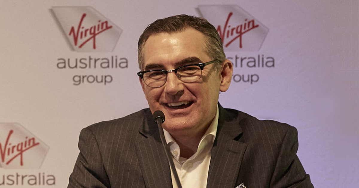 Virgin Australia Appoints New Chief Exec