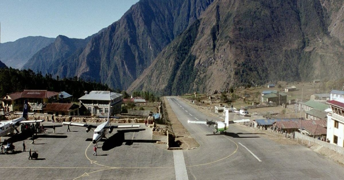 Three dead after Nepali aircraft hit helicopters while taking off