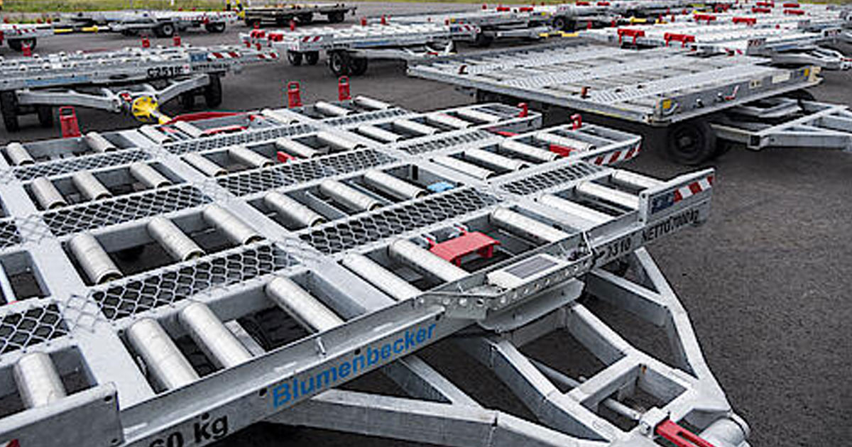 Optimization of Air Cargo Handling Processes thanks to AI and Telematics