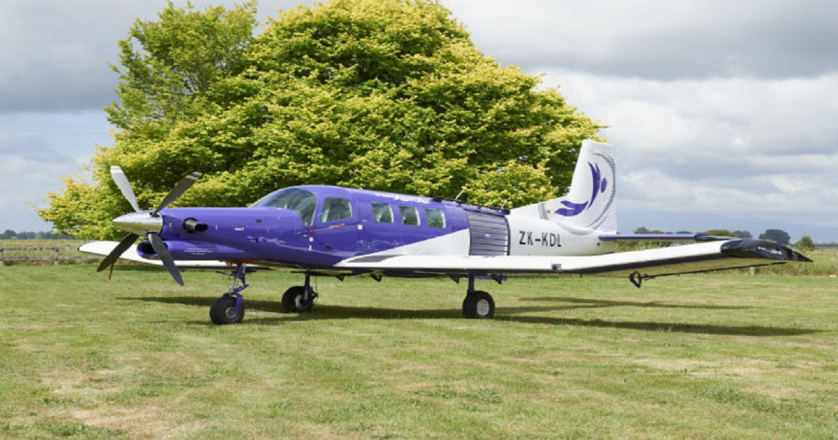 Pacific Aerospace launches Super-Pac XL single-engined turboprop