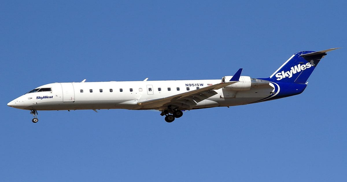 SkyWest Gives Lewiston More Ways to Fly