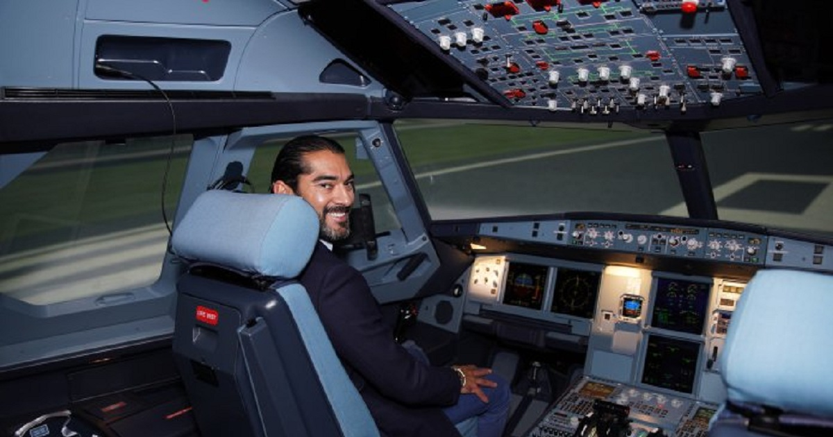 Alpha Aviation opens new simulator facility in Philippines