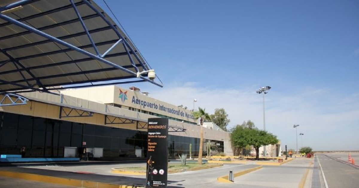 Mexicali Airport adopts SITA technology