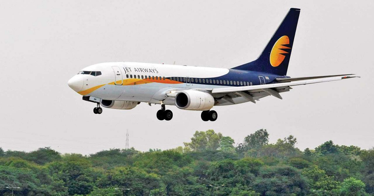 Jet Airways grounds four aircraft over lease payment defaults