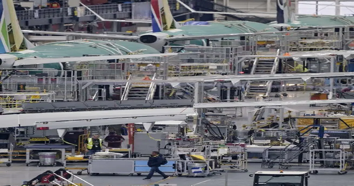 Boeing Production Cuts Could Cause Financial Woes For Suppliers