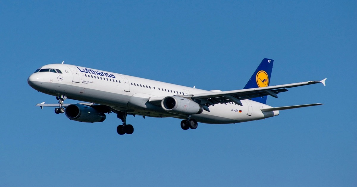 Hundreds Of Flights Cancelled As Lufthansa Strike Begins