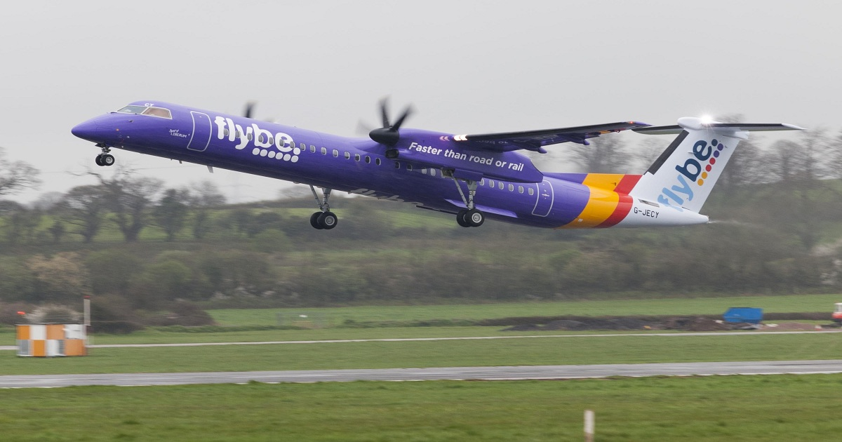 Virgin to integrate Flybe-Stobart with long-haul network