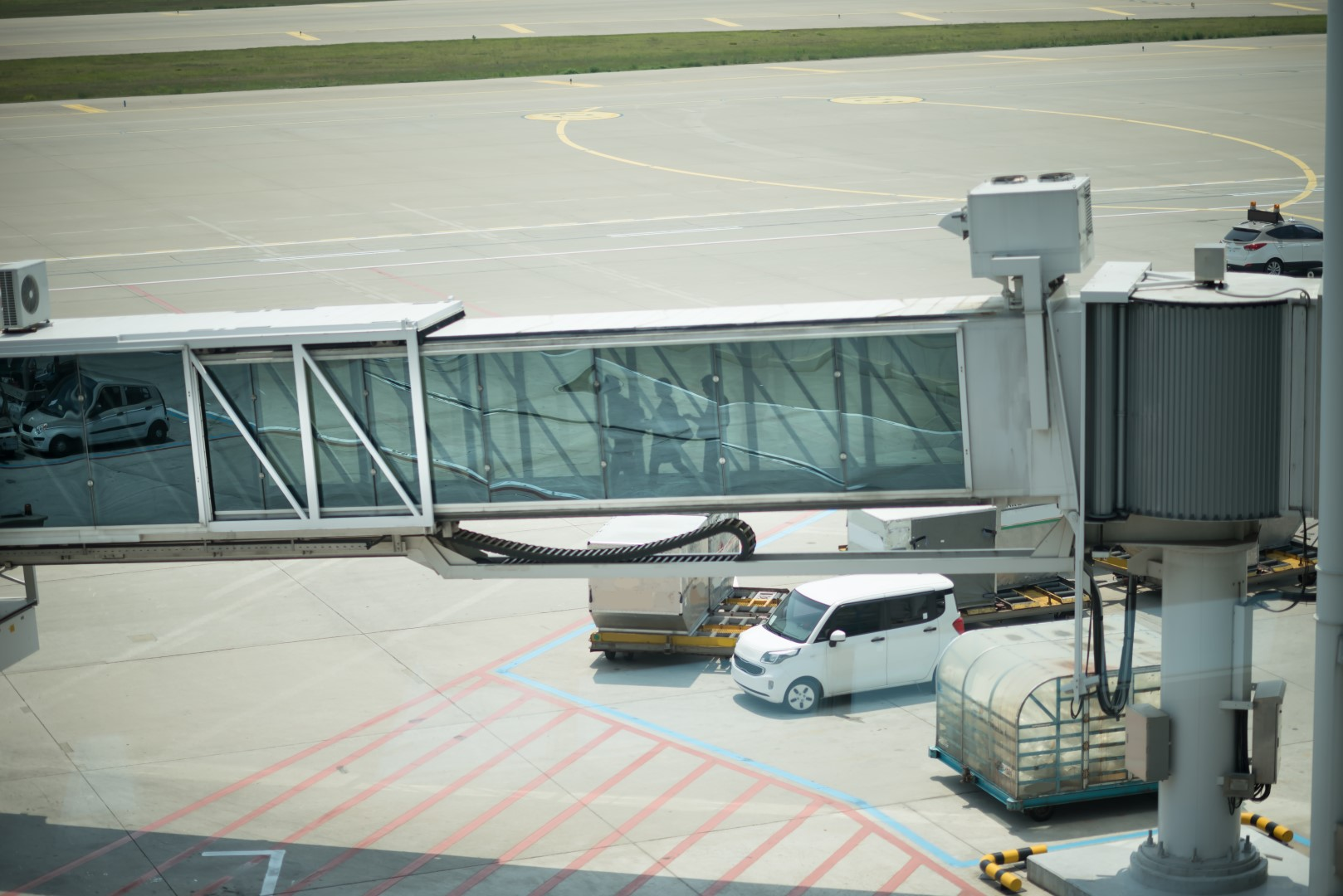 Valley airport claims service 'significantly improved'