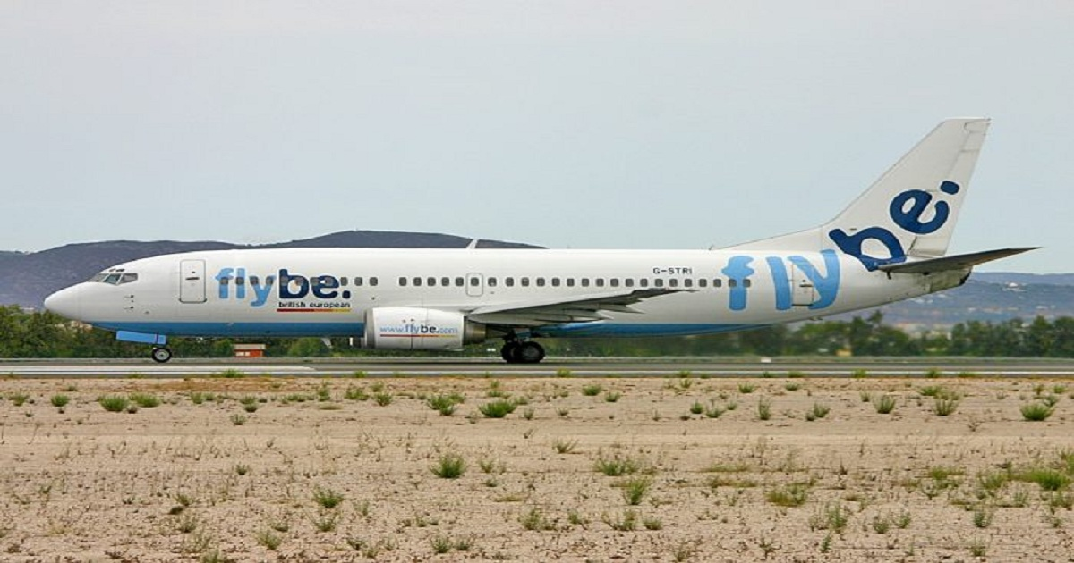 WHAT HAPPENED TO FLYBE'S BOEING 737S?