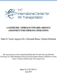 A GEOMETRIC APPROACH TOWARDS AIRSPACE ASSESSMENT FOR EMERGING OPERATIONS