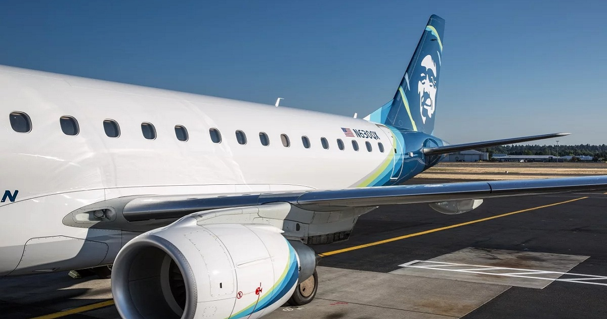 COULD ALASKA AIRLINES EVER FLY WIDEBODY AIRCRAFT?