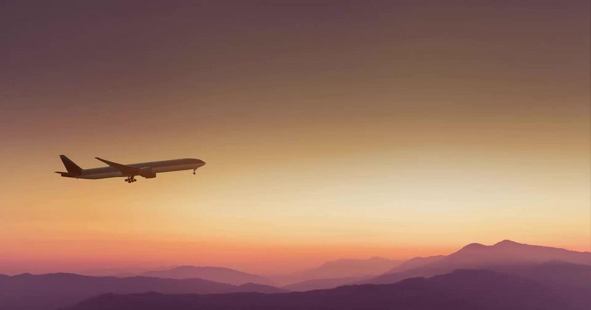 MAKE AIRPLANE RIDES MORE BEARABLE