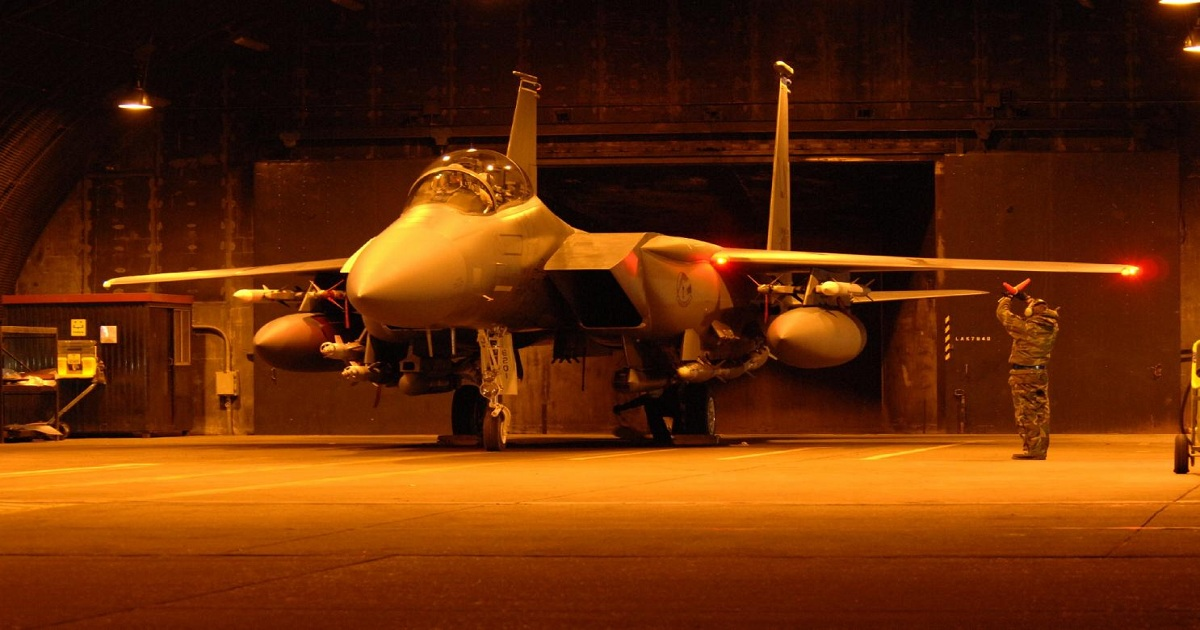 THE F-15 EAGLE: WHY RUSSIA, CHINA OR NORTH KOREA FEAR THIS 'OLD' FIGHTER