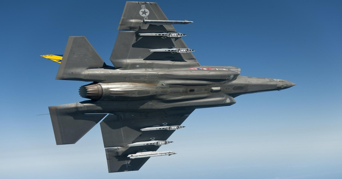 WHY THE F-35 WILL SOON BE DEADLIER THAN EVER