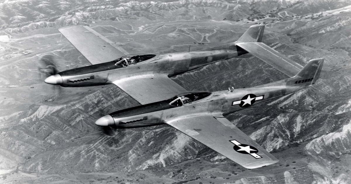 MEET THE F-82—AMERICA'S FORGOTTEN LONG-RANGE FIGHTER