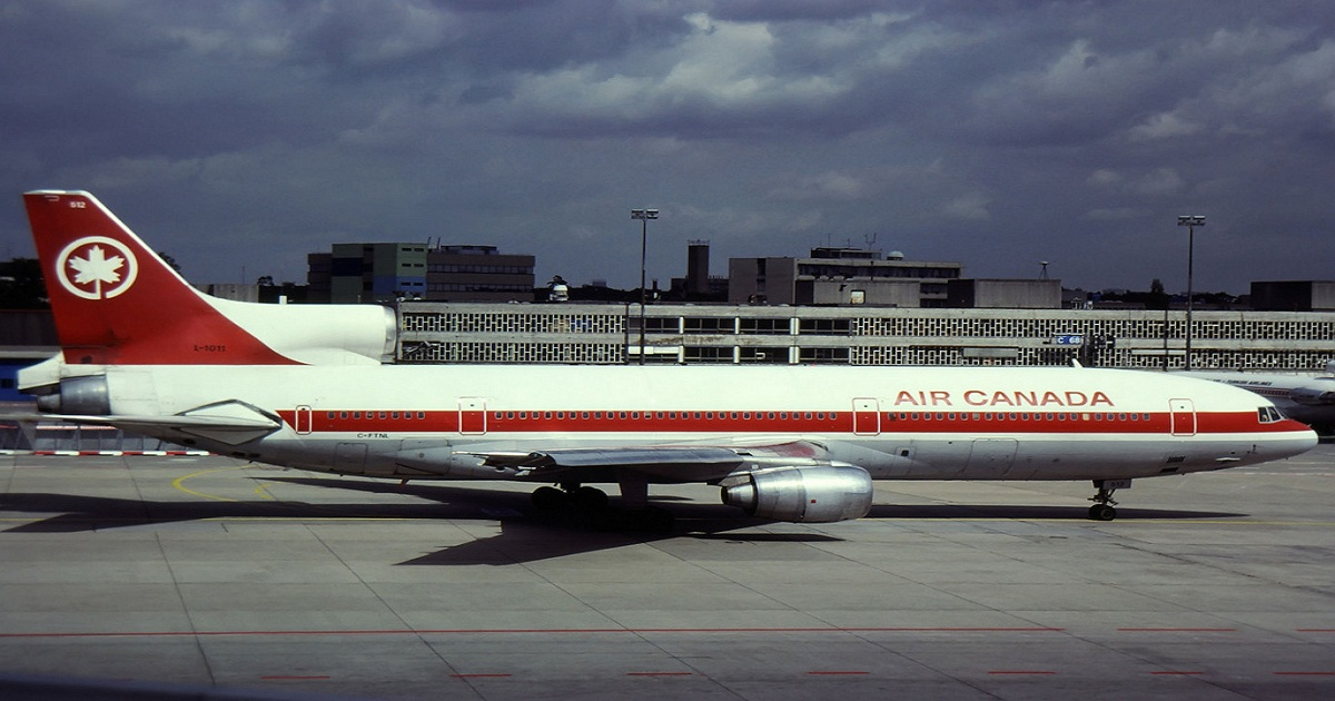 LOCKHEED L-1011. THE PLANE THAT WAS TOO GOOD TO BE TRUE