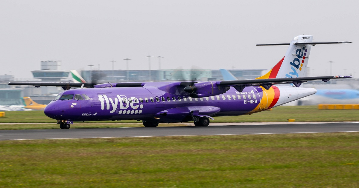SOLD! ARE FLYBE WOES FINALLY OVER WITH A NEW BUYER?