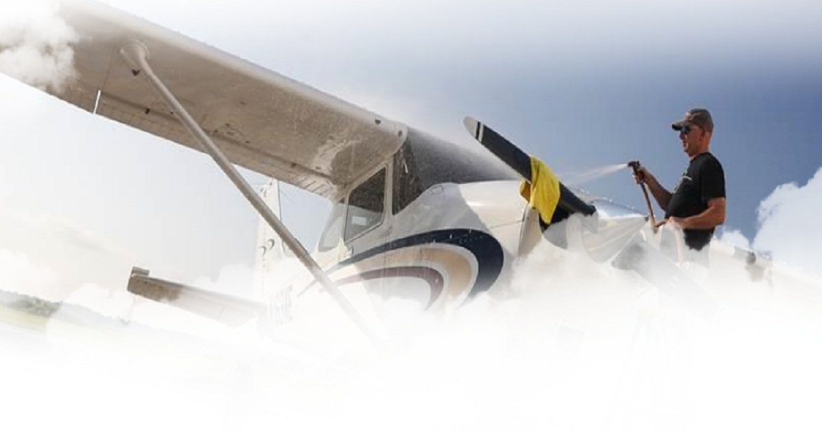 SPRING INTO FLYING: AIRCRAFT DETAILING GUIDE