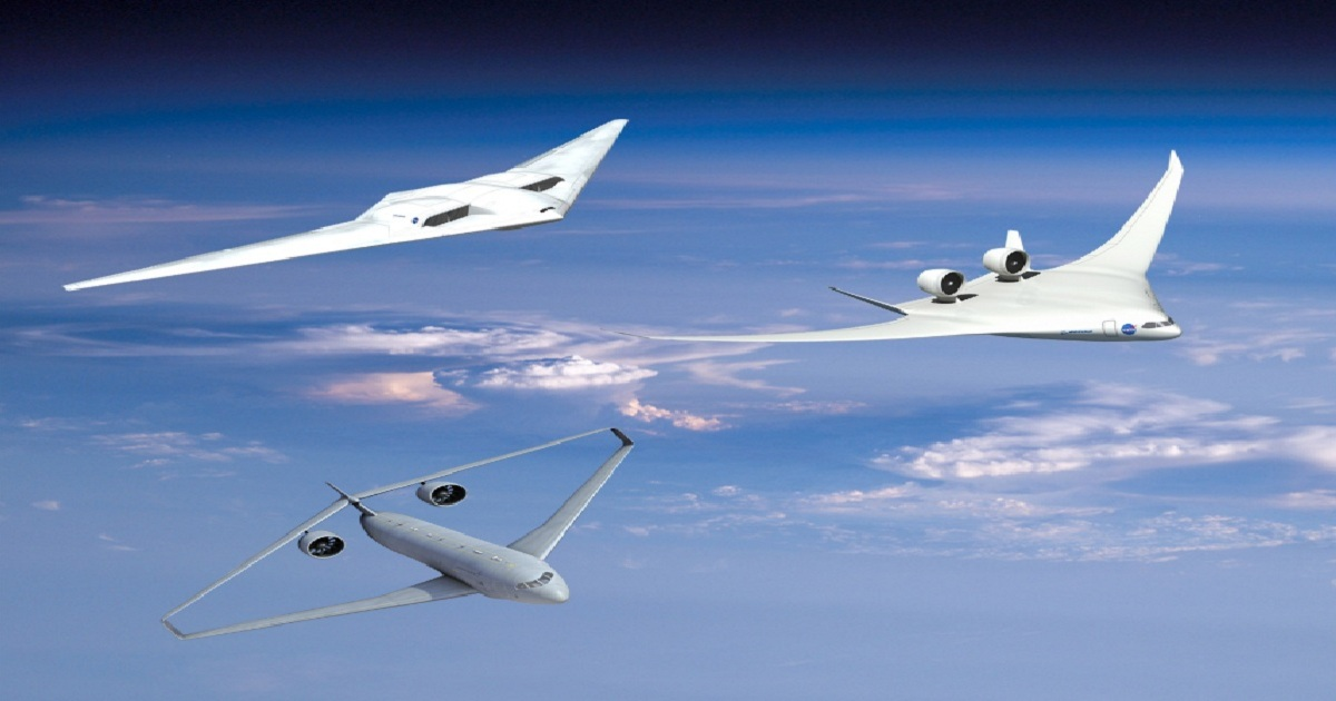 18 FUTURISTIC COMMERCIAL AND MILITARY AIRCRAFT CONCEPTS THAT WILL DOMINATE THE SKIES
