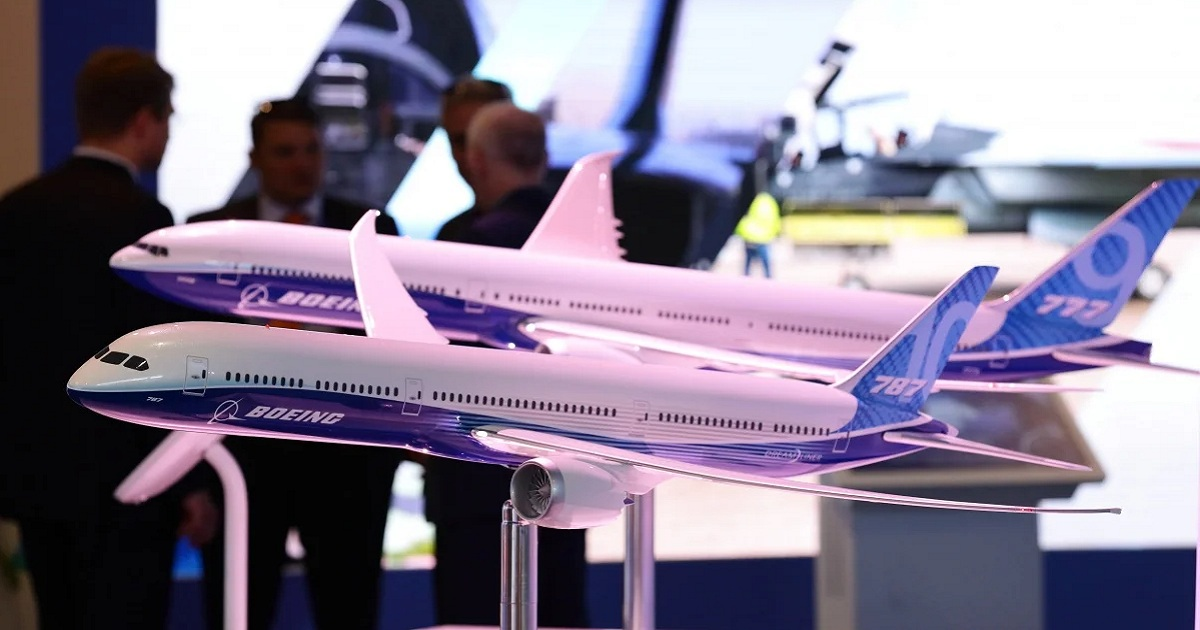 THE BOEING 797 – HERE ARE THE CLUES WE HAVE SO FAR