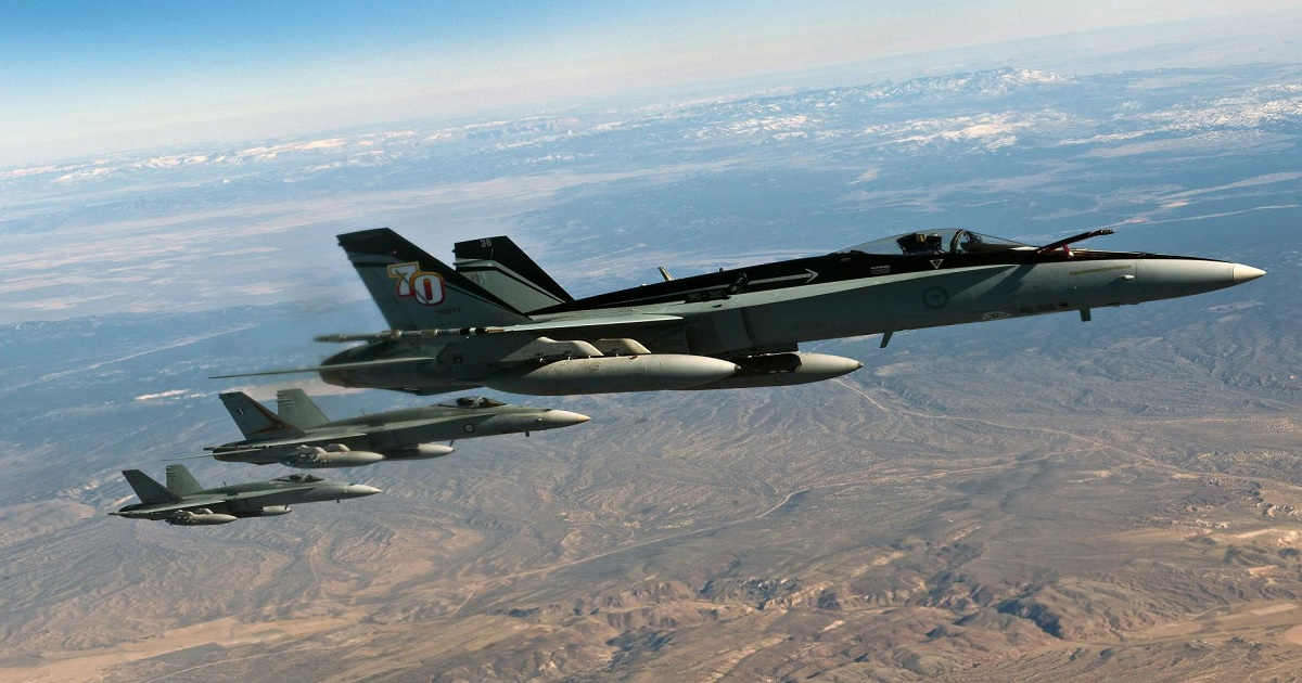 WHY CANADA BUYING OLD AUSTRALIAN F-18S IS A BAD IDEA