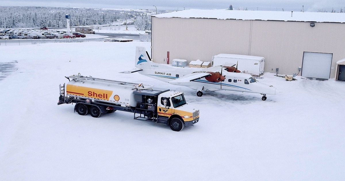 AVIATION FUELLING IN EXTREME WEATHER CONDITIONS