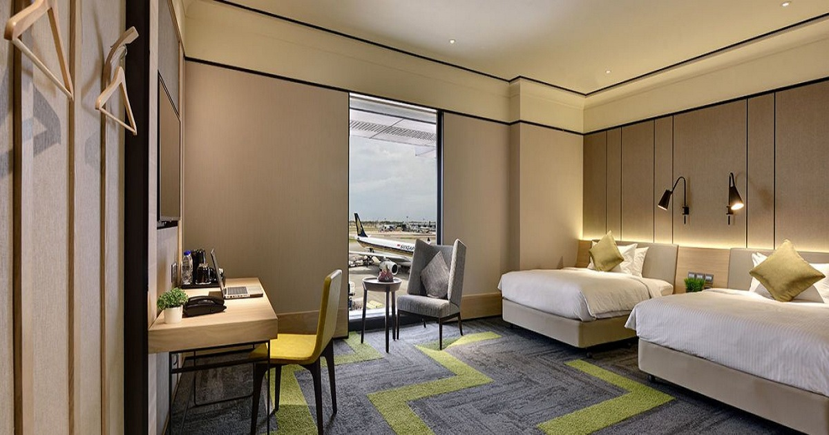 HOW AIRPORT HOTELS ARE ADAPTING TO INCREASED PASSENGER DEMAND
