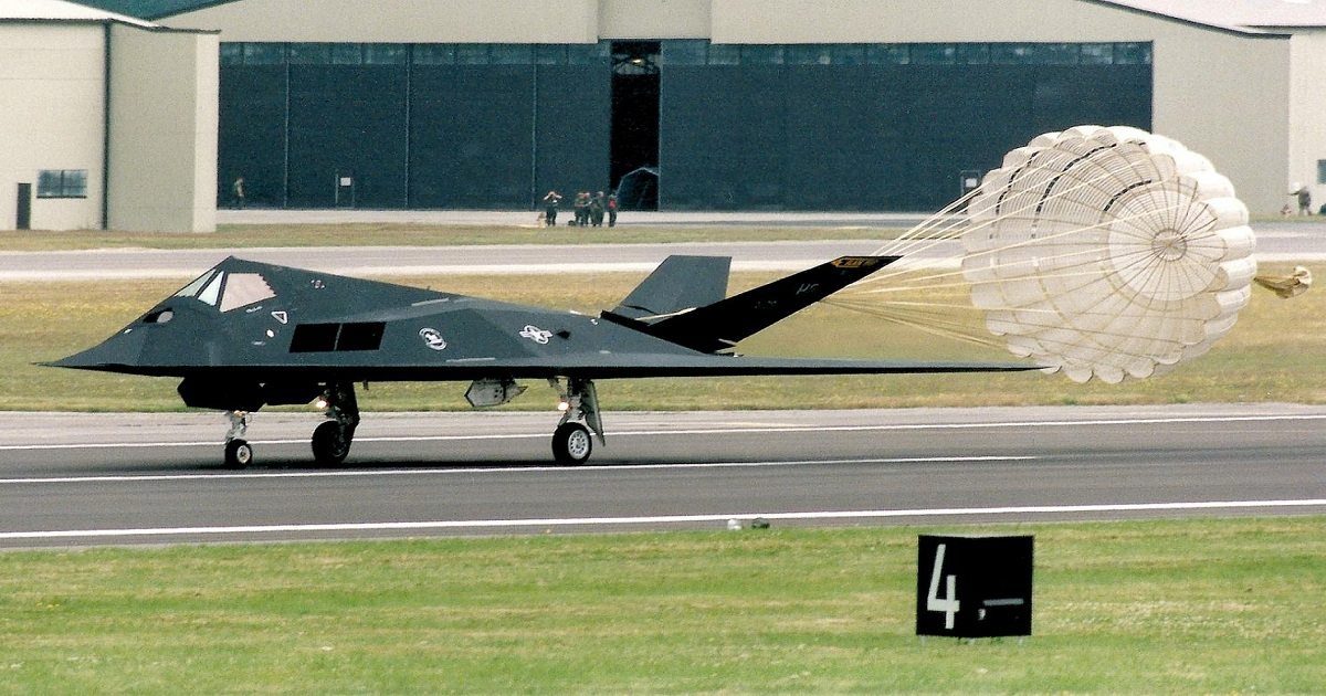 FIRST STEALTH: COULD THE LEGENDARY F-117 STILL GO TO WAR FOR AMERICA'S AIR FORCE?