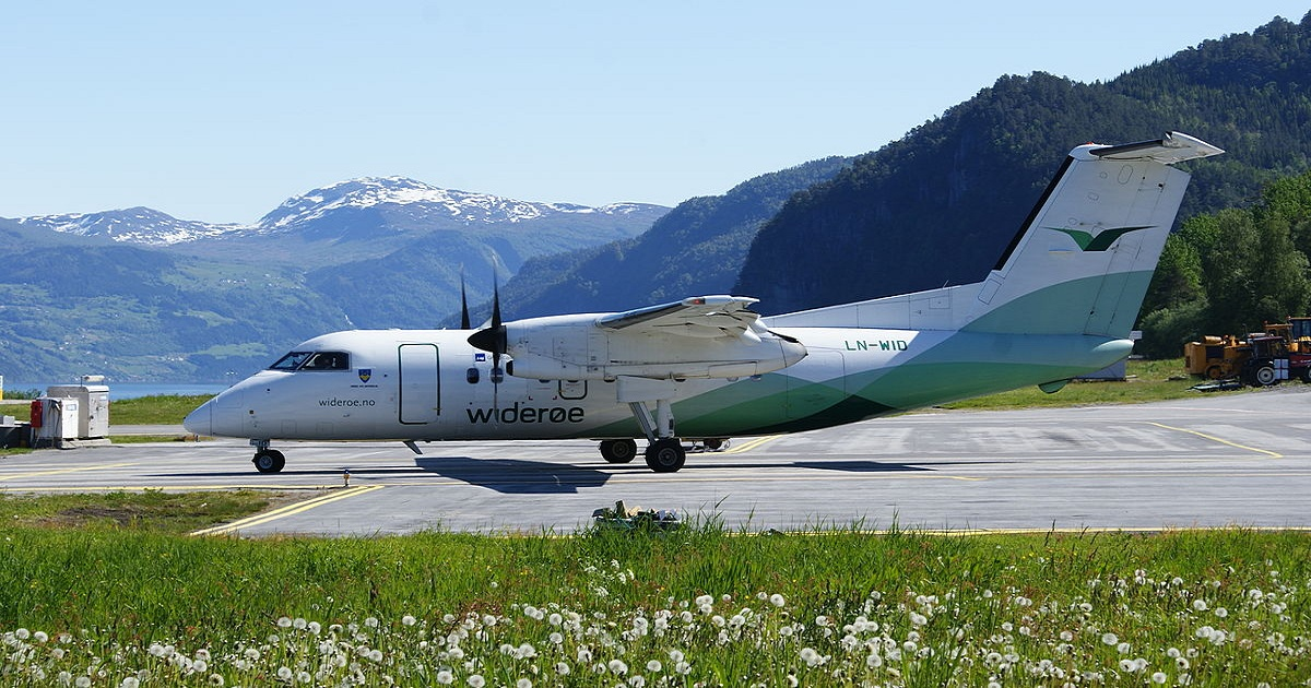 WHY NORWAY'S WIDERØE COULD BECOME AN ALL ELECTRIC AIRLINE